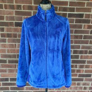 The North Face Women's fleece jacket Sz L